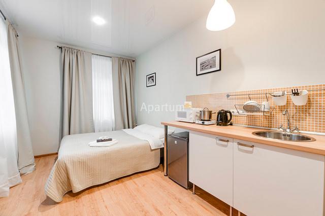 1-комнатная квартира на Студия у Обводного канала, Тамбовская ул., д. 45-2 в Санкт-Петербурге