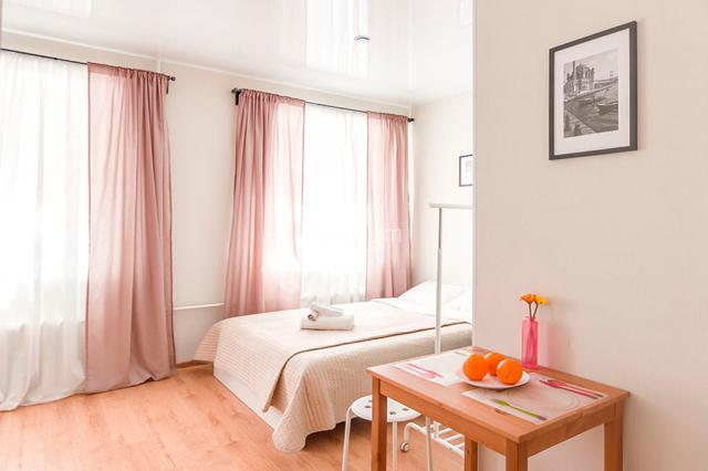 1-комнатная квартира на Квартира-студия у Обводного канала, Тамбовская ул., д. 45-3 в Санкт-Петербурге