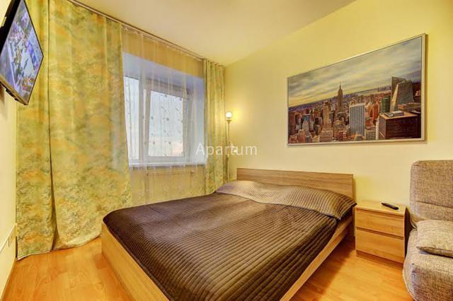 1-комнатная квартира на Коломяжский проспект, д. 15-11 в Санкт-Петербурге