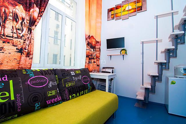 "1-комнатная квартира на Мини-студия ""Африка"" у Эрмитажа в Санкт-Петербурге"