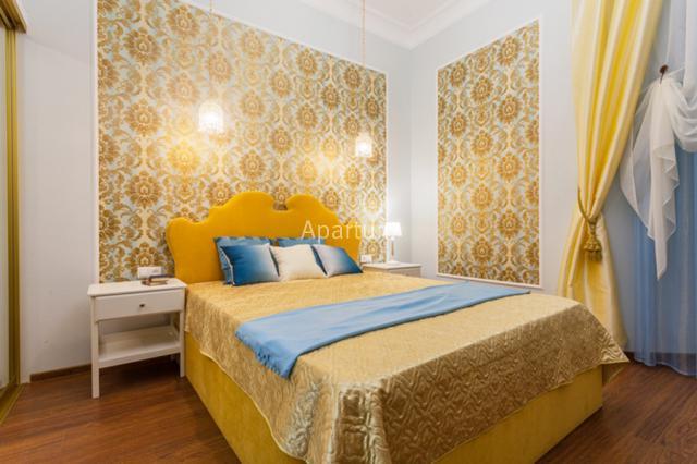 1-комнатная квартира на Каменноостровский проспект, д. 44-2 в Санкт-Петербурге