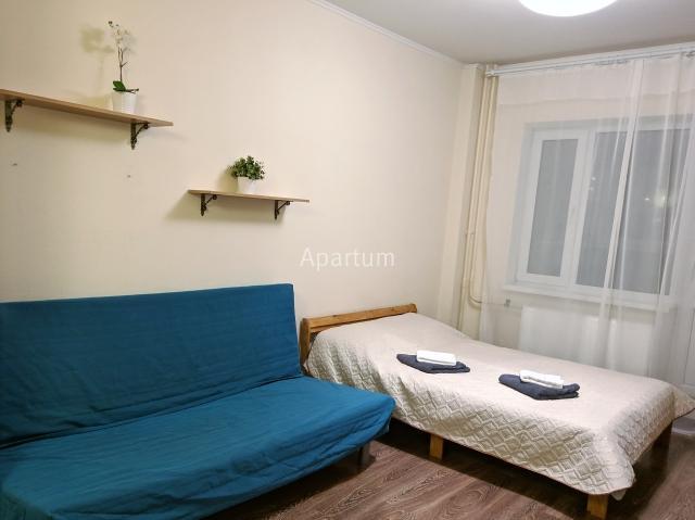 1-комнатная квартира на Студия посуточно в Московском районе в Санкт-Петербурге