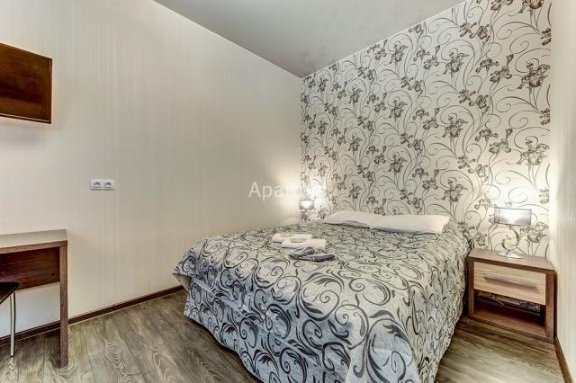 1-комнатная квартира на Однокомнатна квартира в Центре Петербурга на малой Московской улице в Санкт-Петербурге