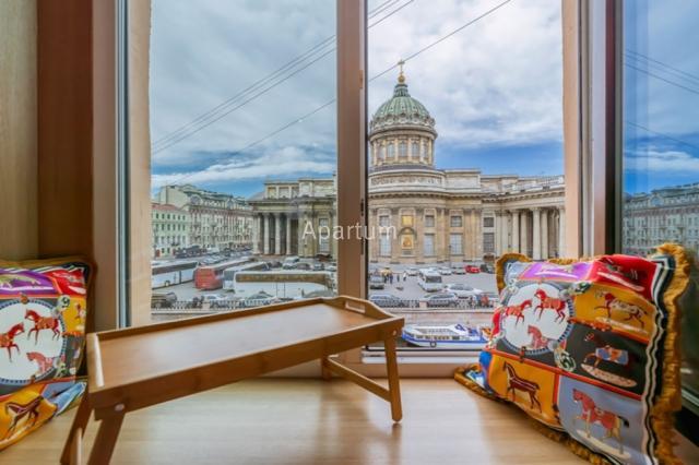 1-комнатная квартира на Видовые апартаменты на канале Грибоедова 22-7 в Санкт-Петербурге