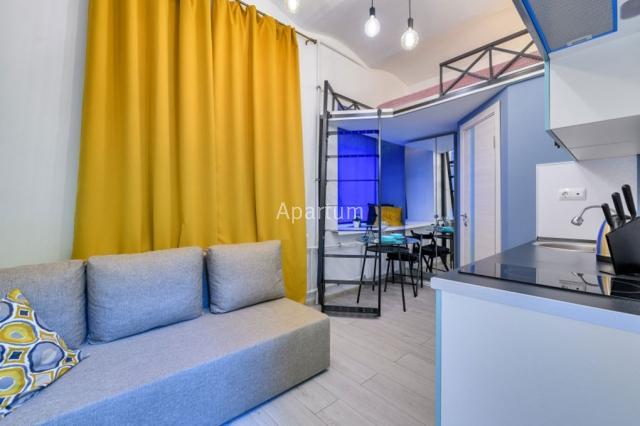 1-комнатная квартира на Апартаменты у площади Восстания  в Санкт-Петербурге