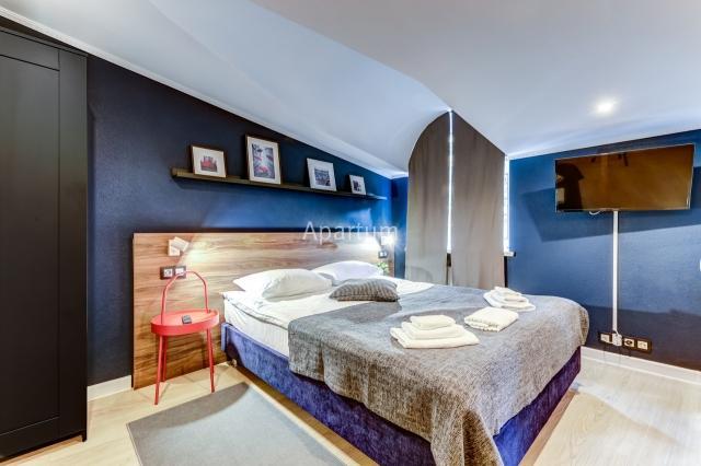 1-комнатная квартира на Апартаменты на Невском проспекте 107 в Санкт-Петербурге